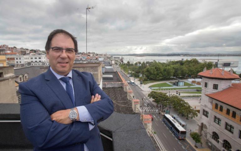 José Fernandez Payno CEO de Logos